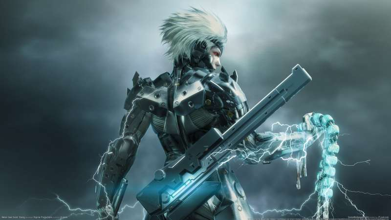 Metal gear rising revengeance wallpapers or desktop backgrounds metal gear rising revengeance wallpaper or background 01 voltagebd Image collections