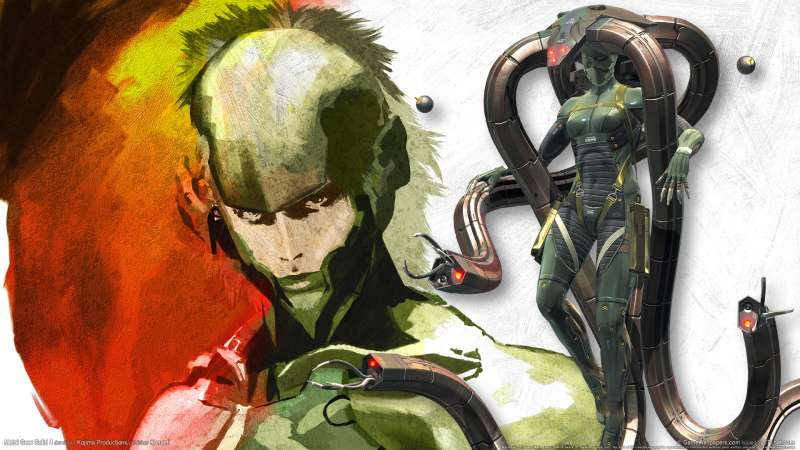 Metal Gear Solid 4: Guns of the Patriots wallpaper or background 06