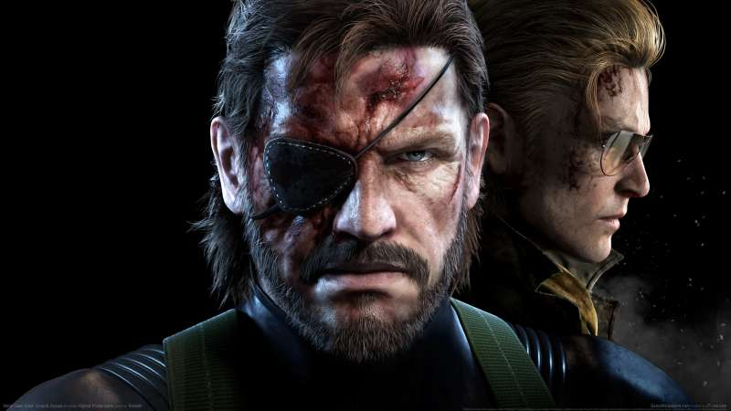 Metal Gear Solid: Ground Zeroes wallpaper or background 01