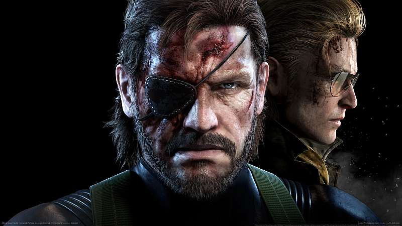 Metal Gear Solid: Ground Zeroes wallpaper or background