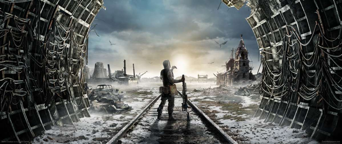 Metro Exodus wallpaper or background