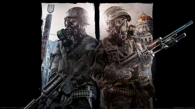 Metro Redux wallpaper or background 01