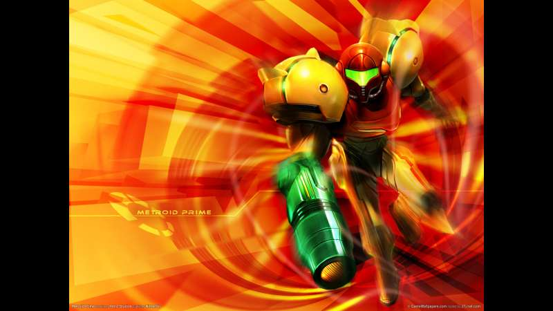 Metroid Prime wallpaper or background 01