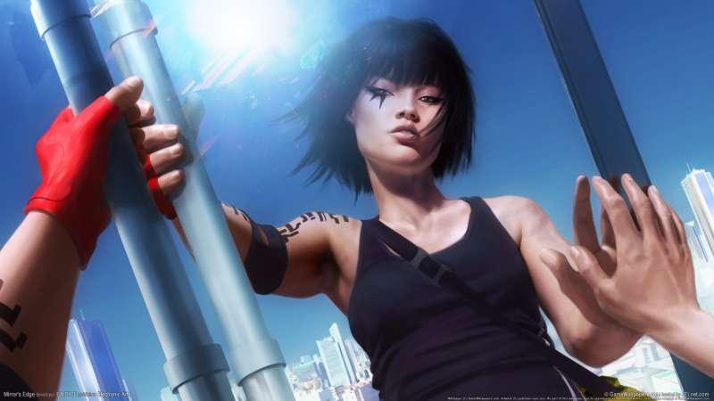 Mirror's Edge wallpaper or background 02