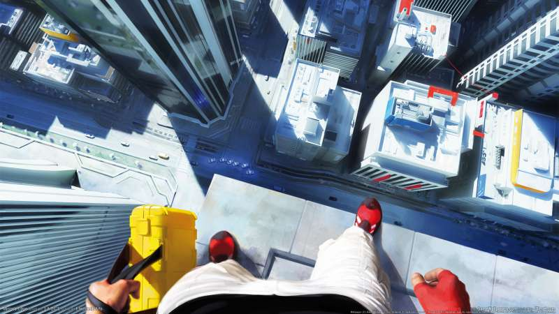 Mirror's Edge wallpaper or background 04