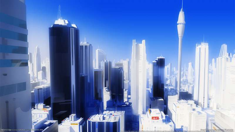 Mirror's Edge wallpaper or background 08