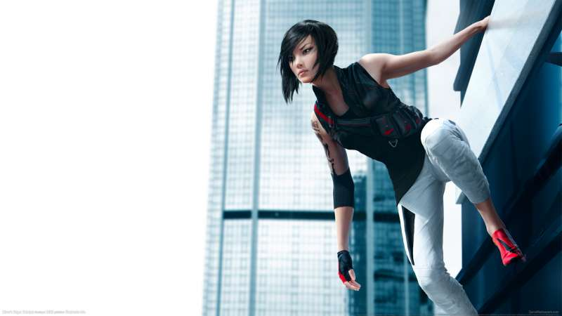 Mirror's Edge: Catalyst wallpaper or background 02