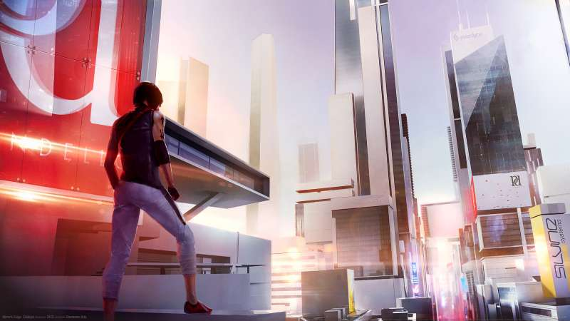 Mirror's Edge: Catalyst wallpaper or background 07