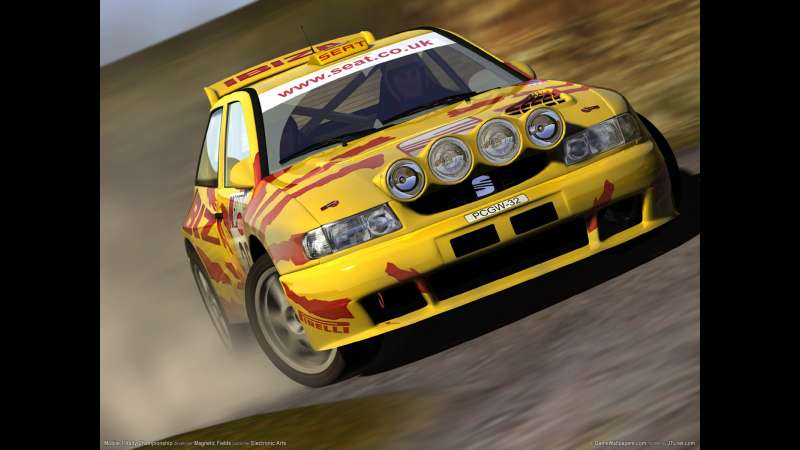 Mobile 1 Rally Championship wallpaper or background 04