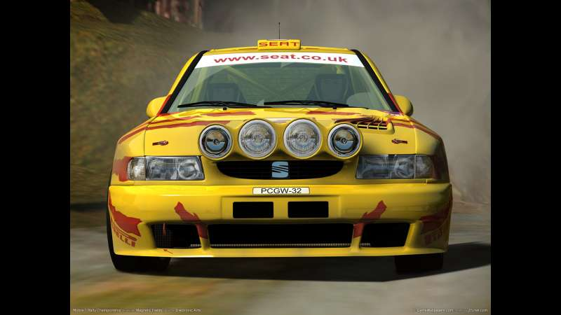 Mobile 1 Rally Championship wallpaper or background 05
