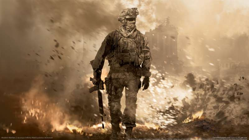 Modern Warfare 2 wallpaper or background 02