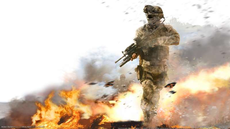 Modern Warfare 2 wallpaper or background 03