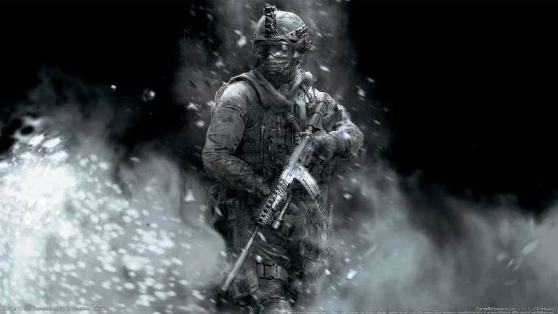 Modern Warfare 2 wallpaper or background 04
