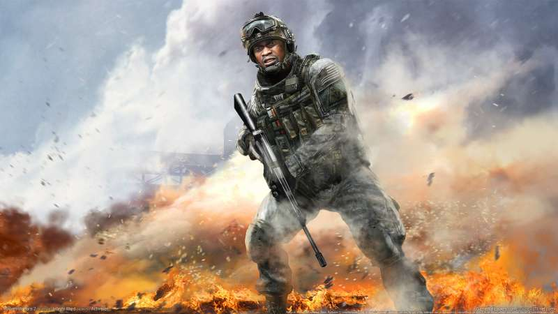 Modern Warfare 2 wallpaper or background 06