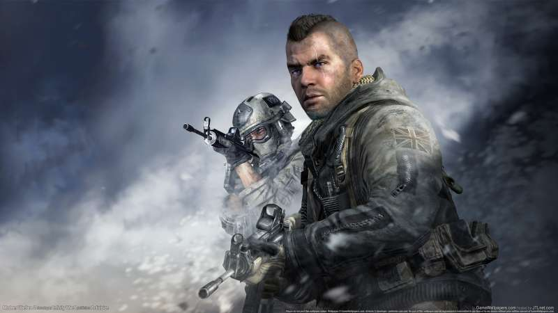 Modern Warfare 2 wallpaper or background 07