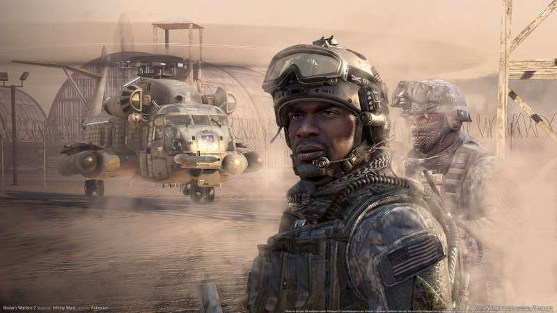 Modern Warfare 2 wallpaper or background 08