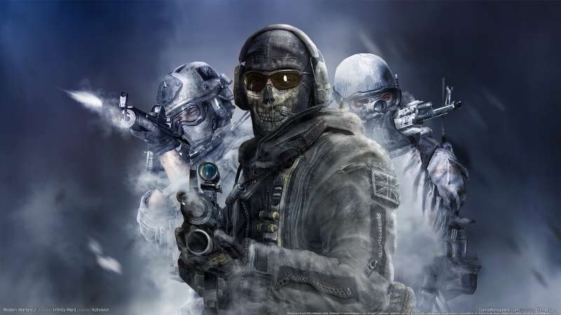 Modern Warfare 2 wallpaper or background 09