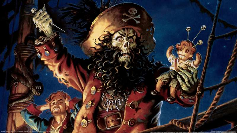 Monkey Island 2: LeChuck's Revenge - Special Edition wallpaper or background 01