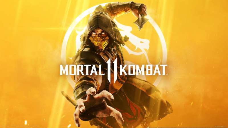 Mortal Kombat 11 wallpaper or background