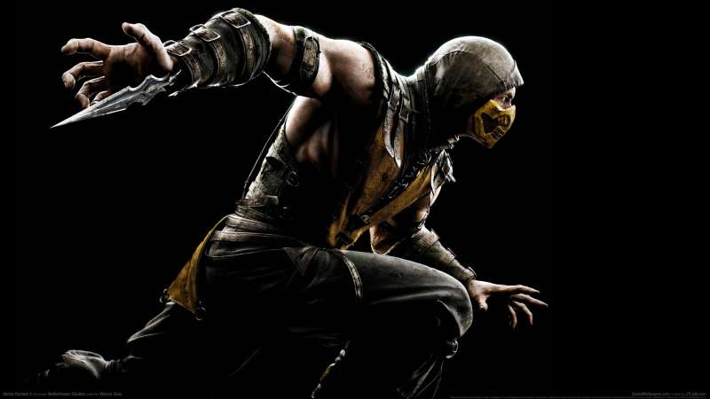 Mortal Kombat X wallpaper or background 01