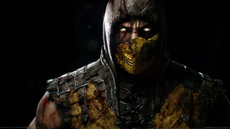 Mortal Kombat X wallpaper or background 03