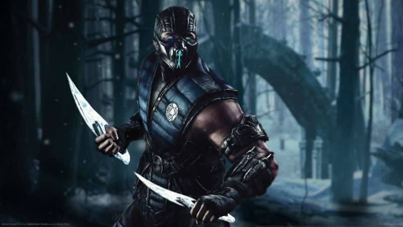 Mortal Kombat X wallpaper or background 04