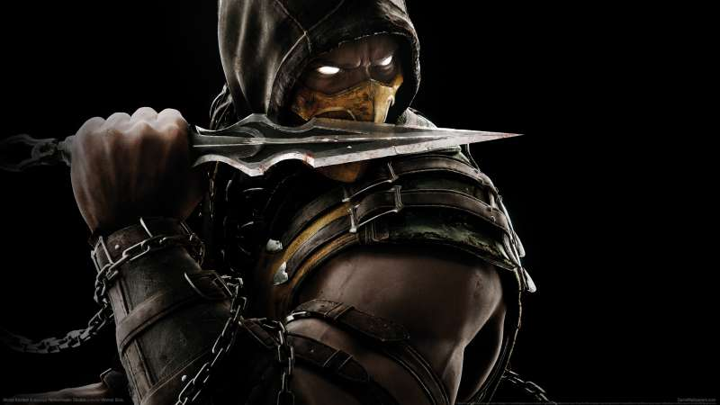 Mortal Kombat X wallpaper or background 05