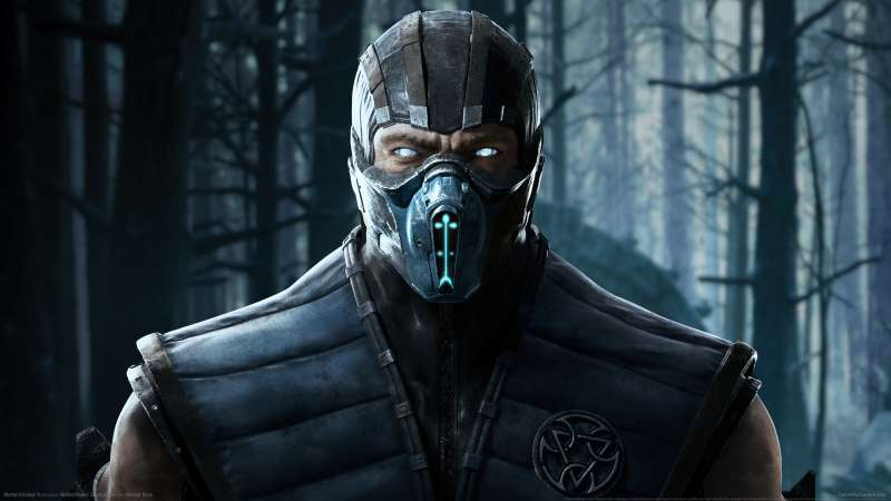 Mortal Kombat X wallpaper or background 06