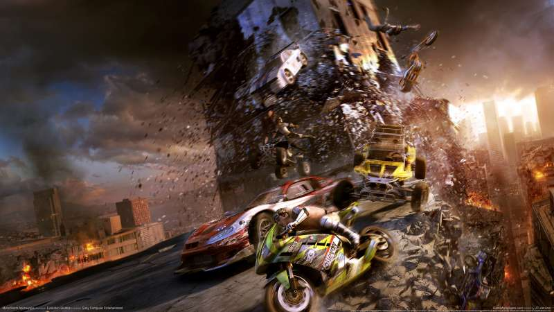 MotorStorm Apocalypse wallpaper or background 01