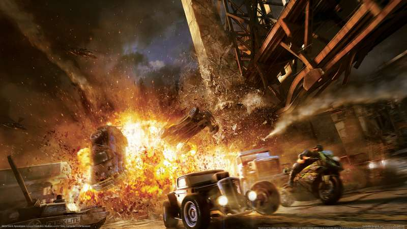 MotorStorm Apocalypse wallpaper or background 02