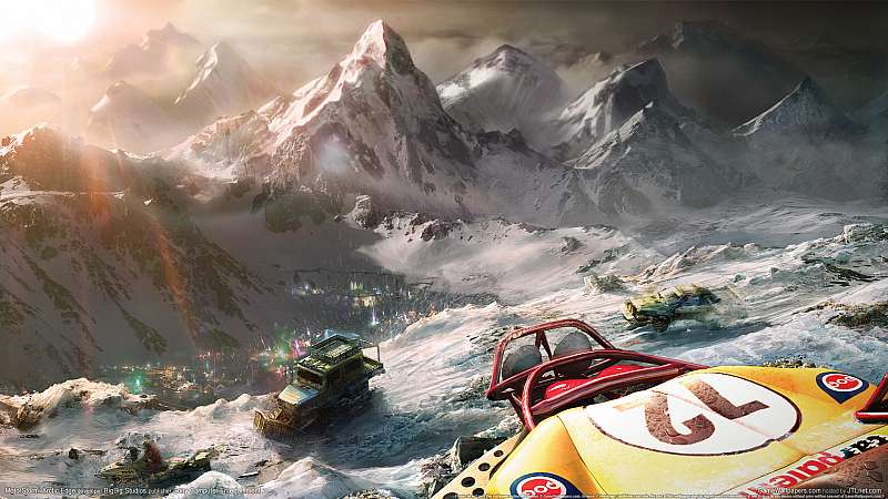 MotorStorm: Arctic Edge wallpaper or background