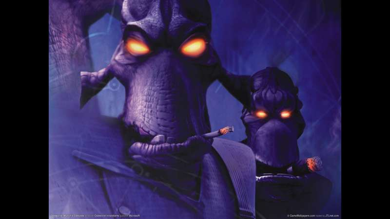 Munch's Oddysee wallpaper or background 11