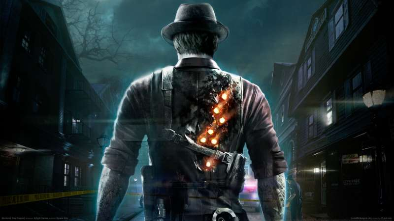 Murdered: Soul Suspect wallpaper or background 01
