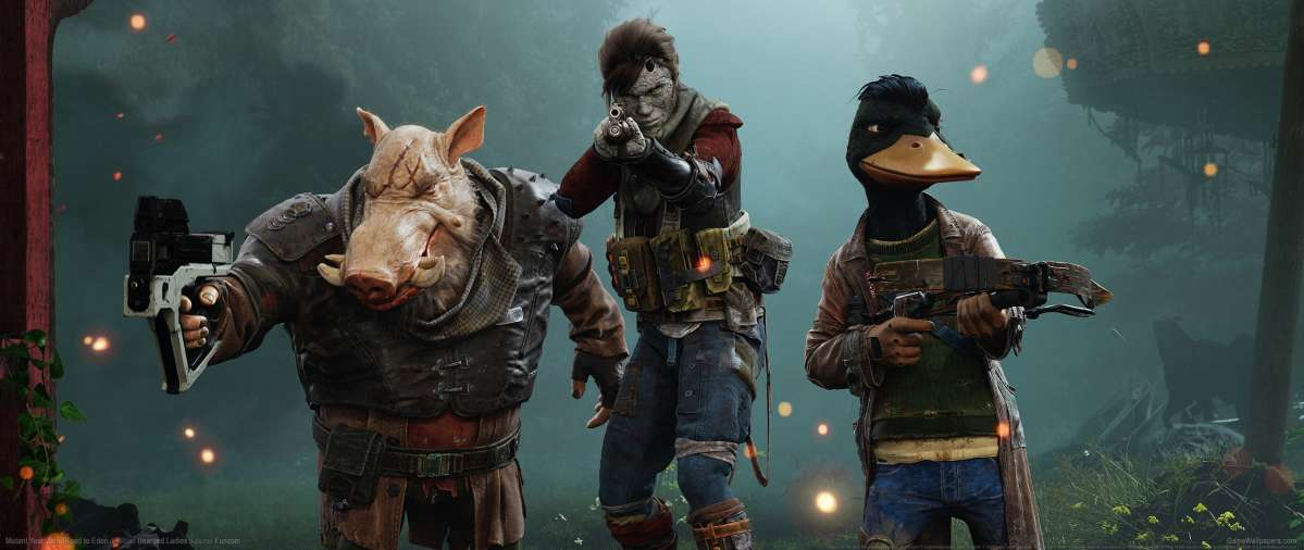 Mutant Year Zero: Road To Eden wallpaper or background