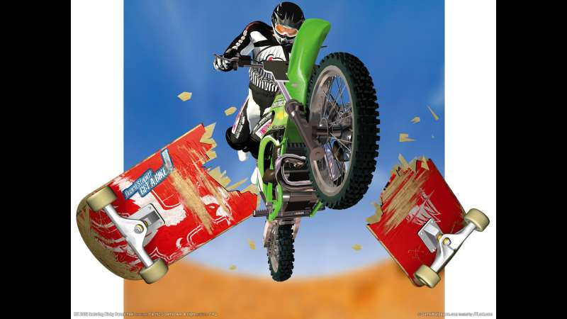 MX 2002 featuring Ricky Carmichael wallpaper or background 01