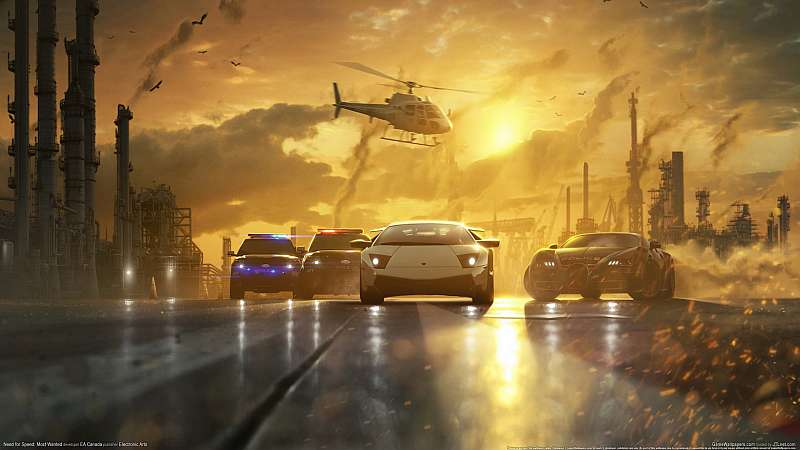 Need for Speed - Most Wanted wallpaper or background