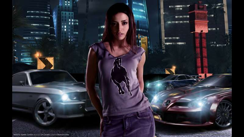 Need for Speed: Carbon wallpaper or background 04