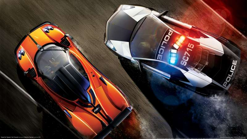 Need for Speed: Hot Pursuit wallpaper or background 01