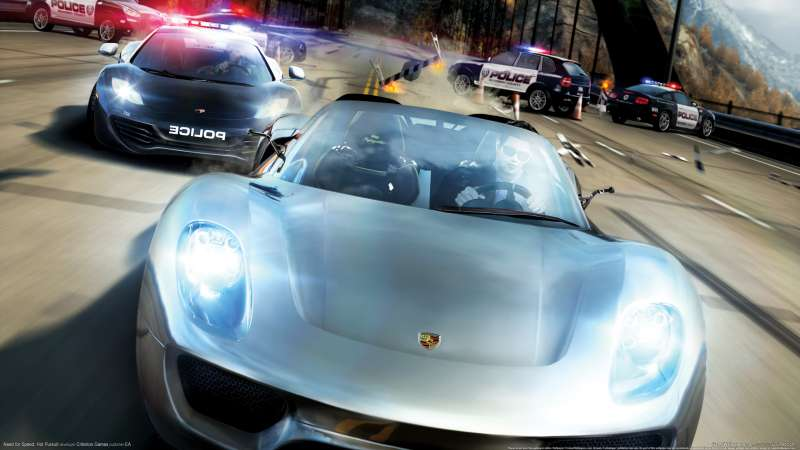 Need for Speed: Hot Pursuit wallpaper or background 03