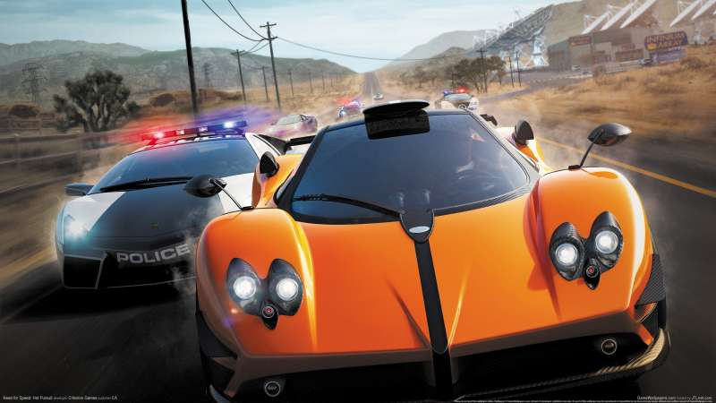 Need for Speed: Hot Pursuit wallpaper or background 04