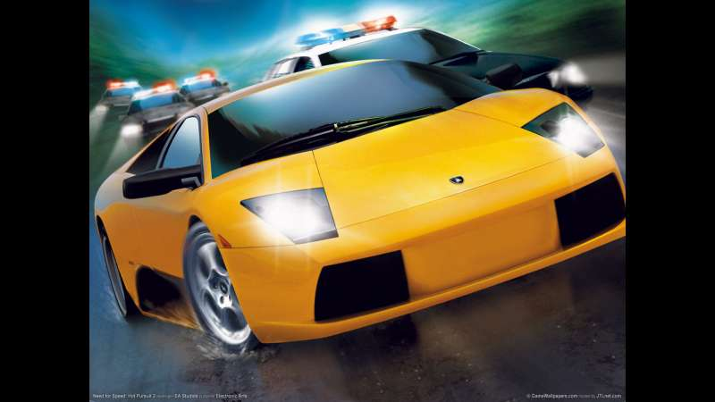 Need for Speed: Hot Pursuit 2 wallpaper or background 01