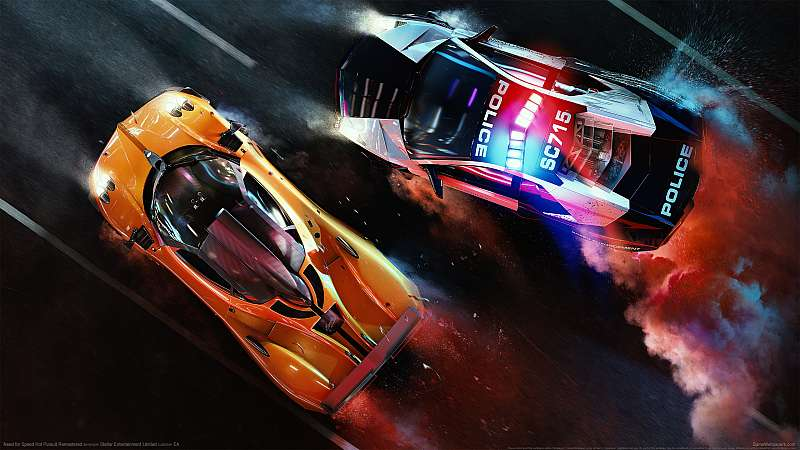 Need for Speed Hot Pursuit Remastered wallpaper or background