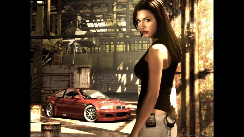 Need for Speed: Most Wanted wallpaper or background 01
