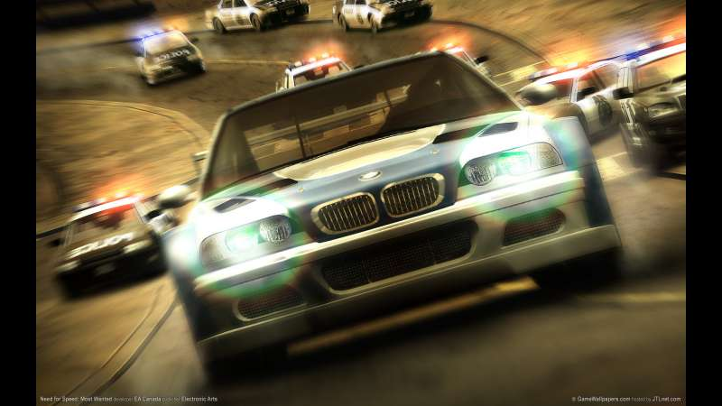 Need for Speed: Most Wanted wallpaper or background 03