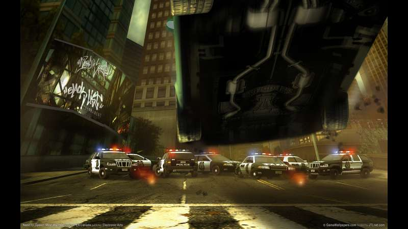 Need for Speed: Most Wanted wallpaper or background 05