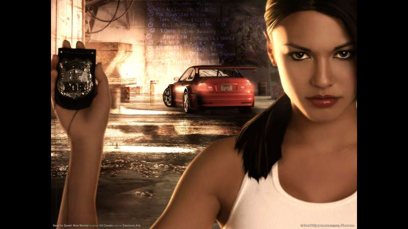 Need for Speed: Most Wanted wallpaper or background 06