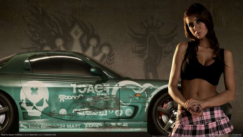 Need for Speed: ProStreet wallpaper or background 03