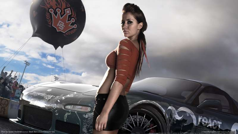 Need for Speed: ProStreet wallpaper or background 04