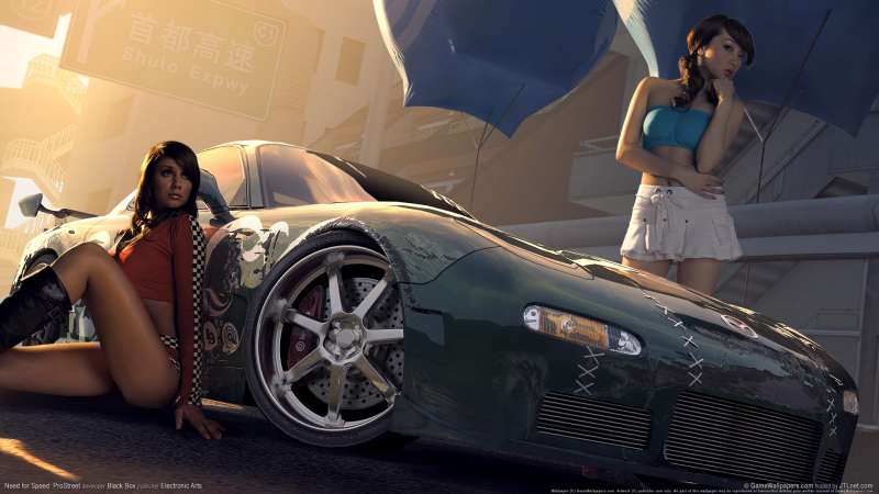 Need for Speed: ProStreet wallpaper or background 07