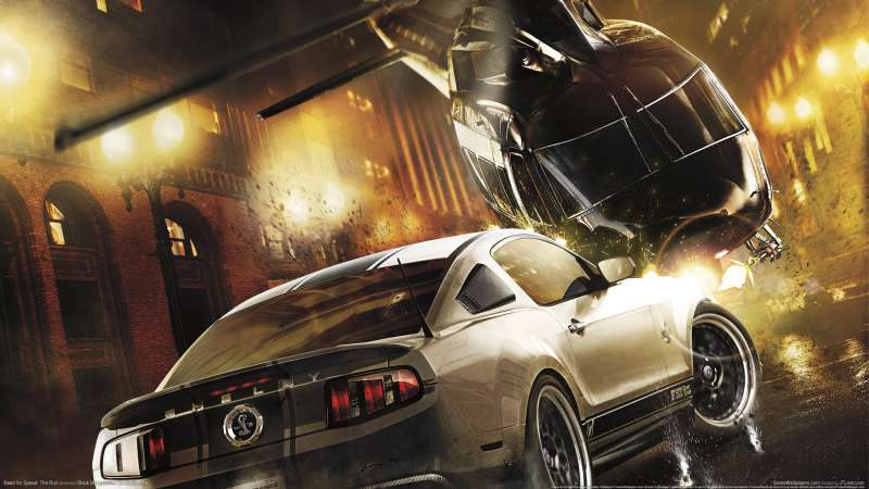 Need for Speed: The Run wallpaper or background 01